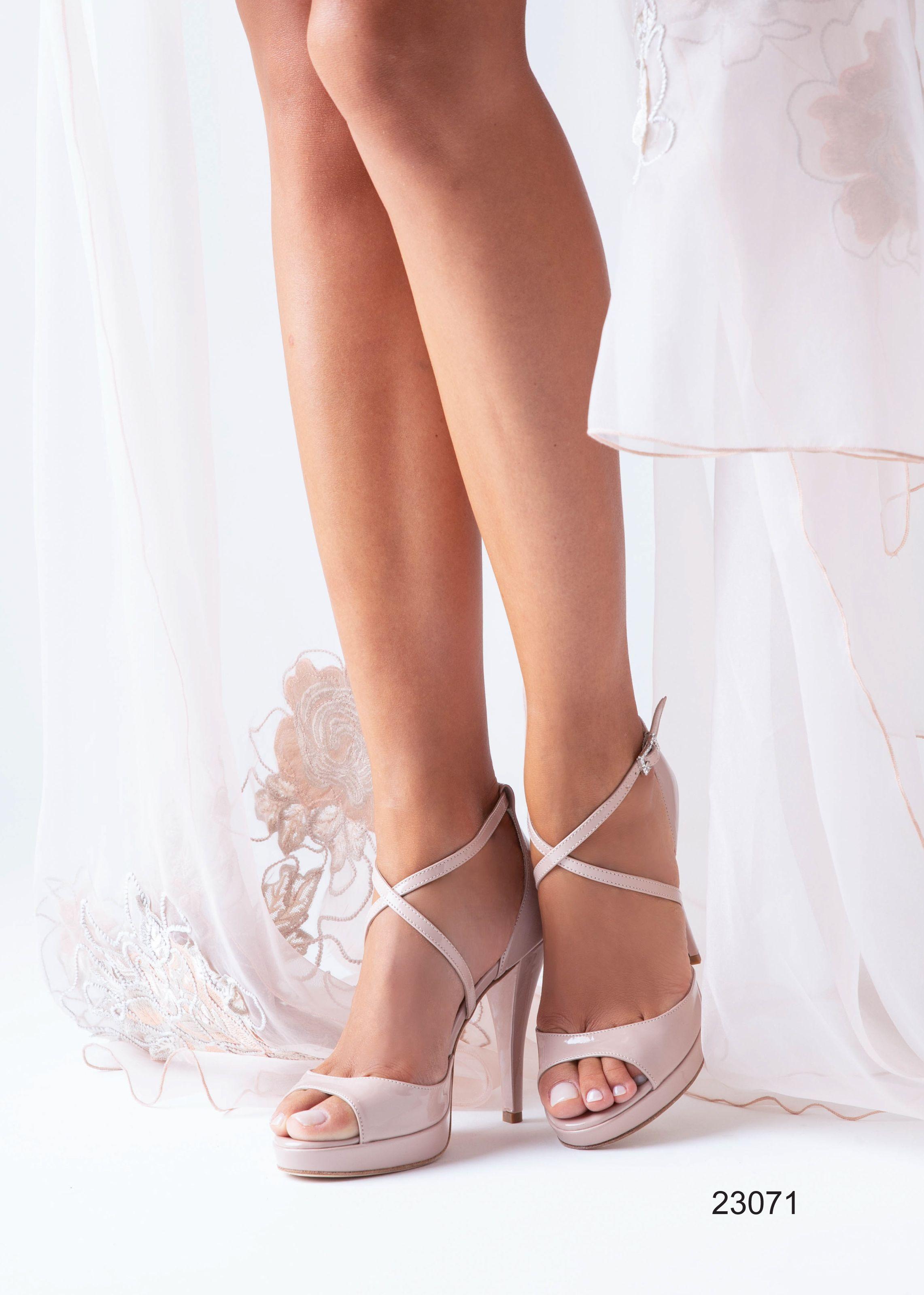 Scarpe Sposa Open.O Pen Bridal Ceremony Shoes 2018 2019 Collection Scarpe Da