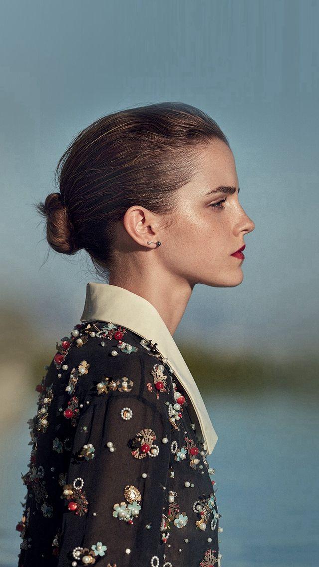 Emma Watson Girl Film Sea Iphone 5s Wallpaper Emma Watson Wallpaper Emma Watson Girl Film
