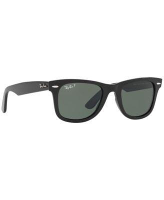 589cc146ac1 Polarized Modified Wayfarer Sunglasses