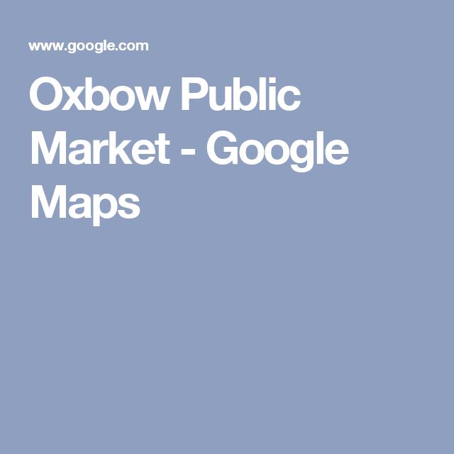 Oxbow public market google maps tiburon pinterest d places oxbow public market google maps gumiabroncs Gallery