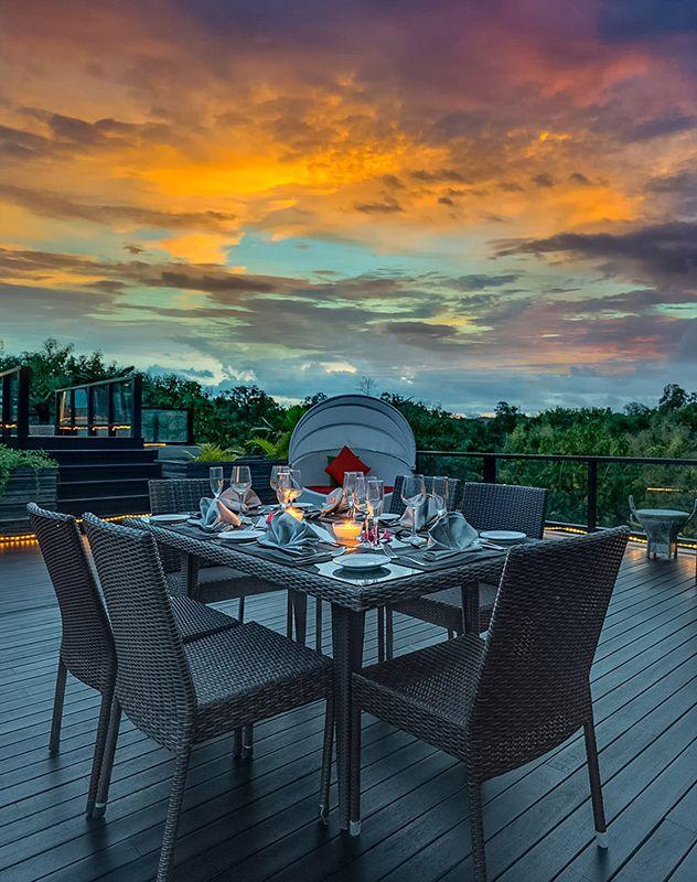 Villa Aiko S Spectacular Hilltop Location Paired With A Stunning Sunset Villa Jimbaran Luxury Destinations