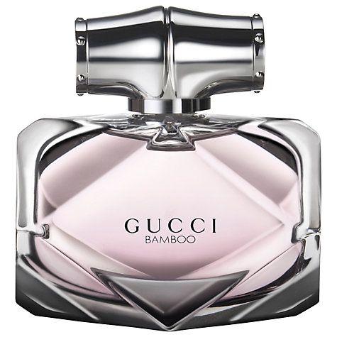 Buy Gucci Bamboo Eau de Parfum Online at johnlewis.com   Perfumes ... 179c4ac516