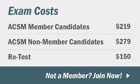 Personal Trainer Certification | ACSM | Me - As Entrepreneur | Pinterest