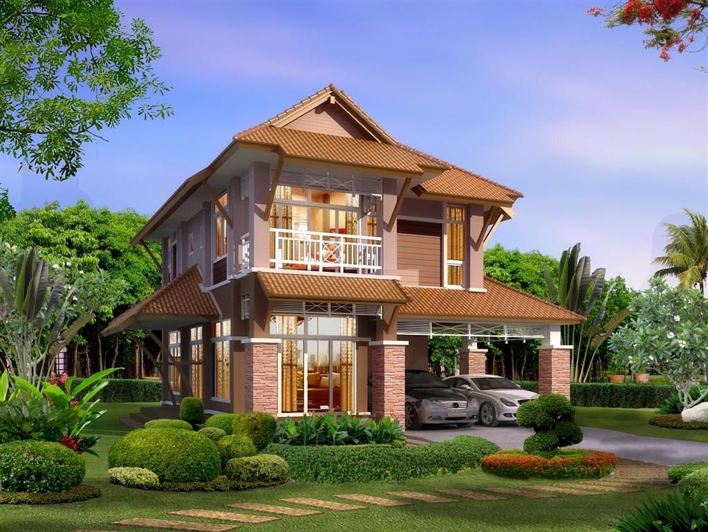 Modern With Old Style House House Styles Small House