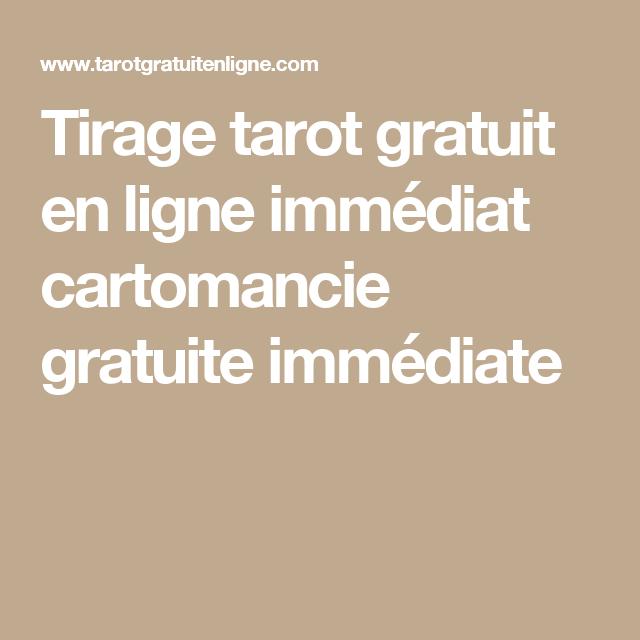 Tirage tarot gratuit en ligne immédiat cartomancie gratuite ... bc414c53076a