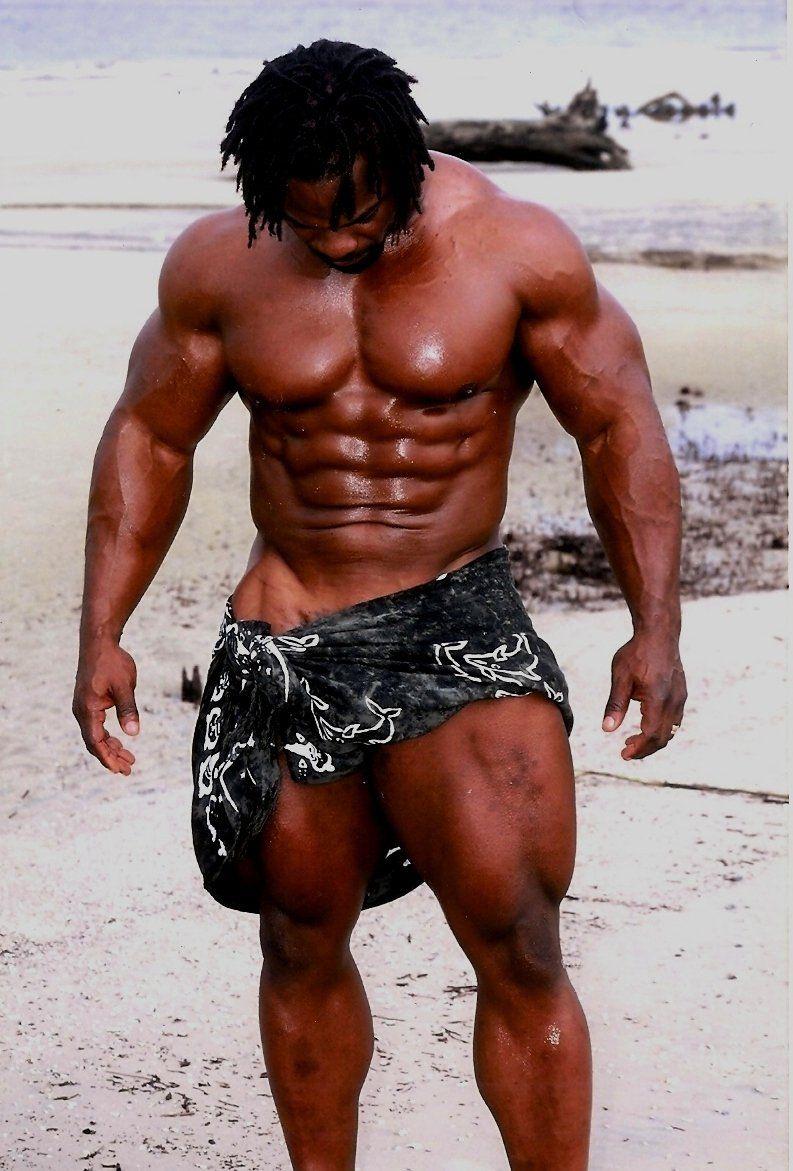 Black muscle hunks tumblr