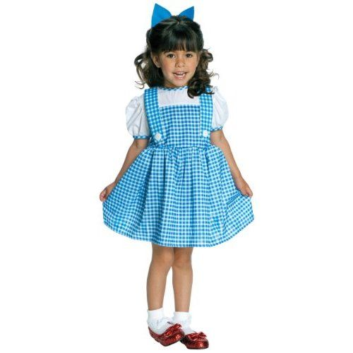 Wizard of Oz Halloween Costumes for Toddlers are always popular and - halloween girl costume ideas