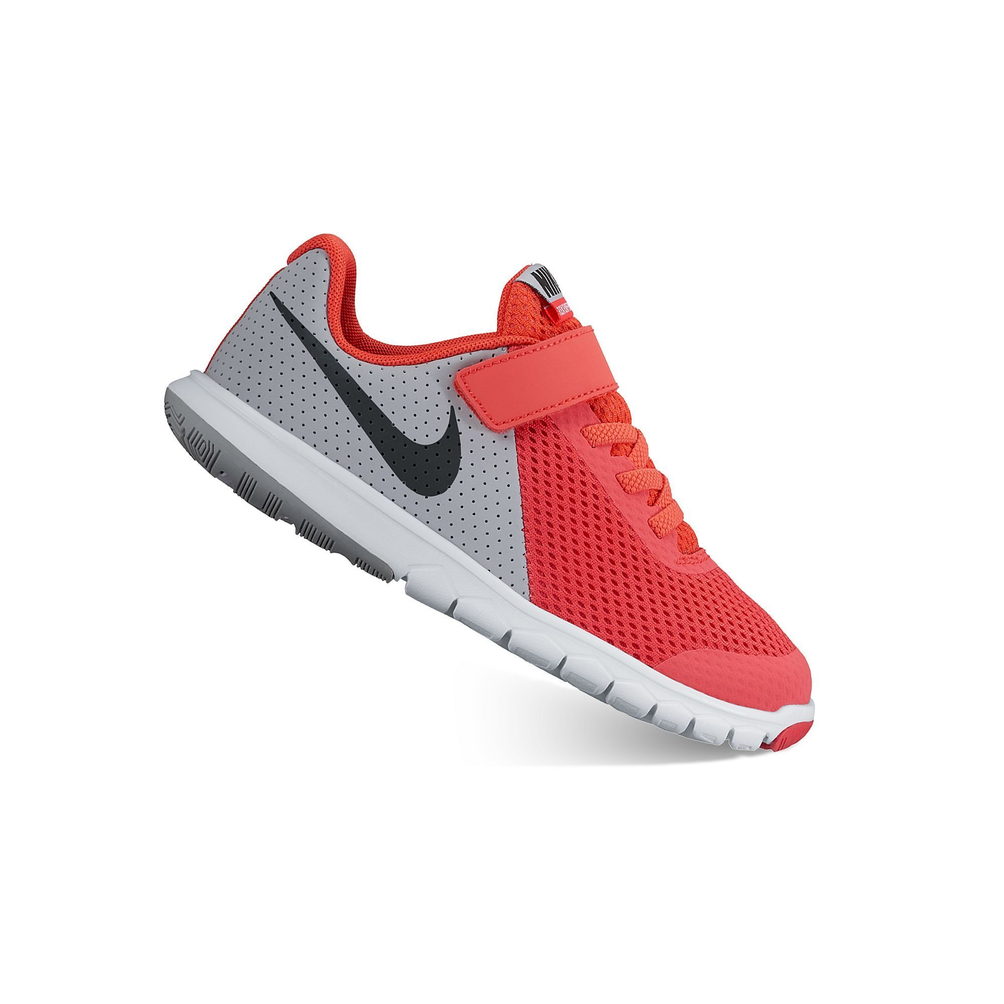 NIKE Flex Experience 5 GS Running Shoes Black Boys Kids Youth 844995-010 $65
