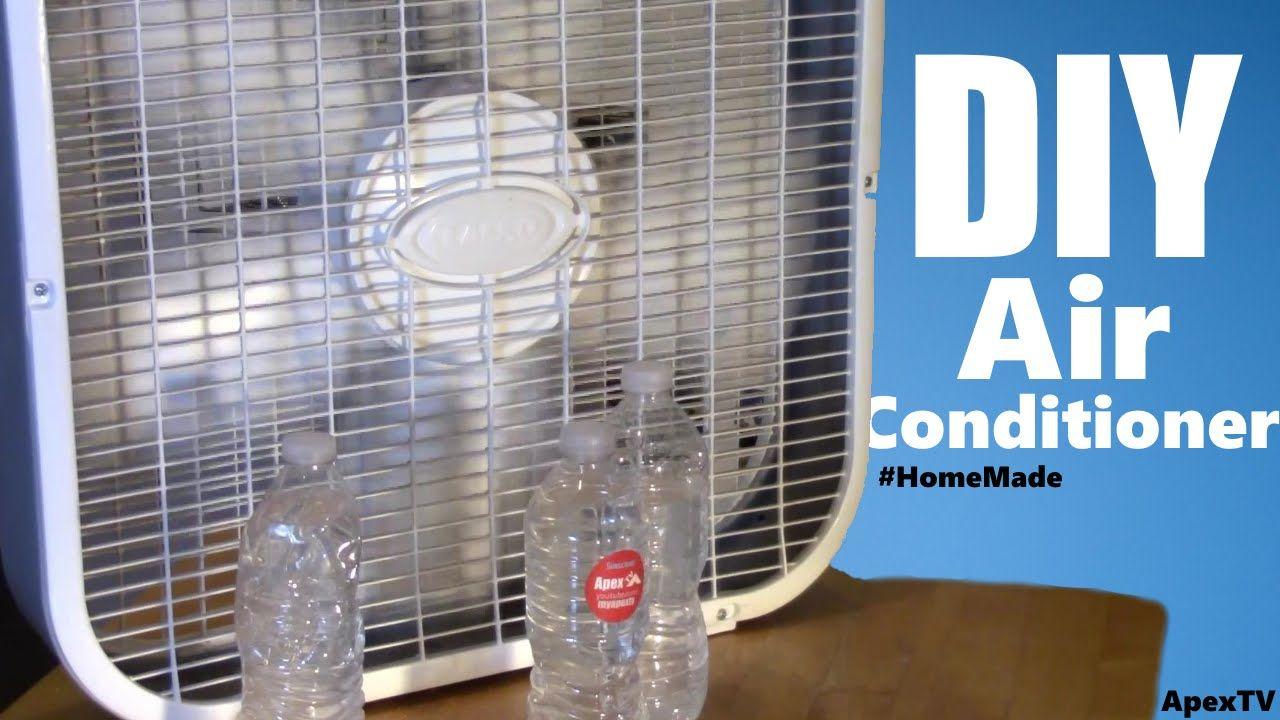 How to Make a Homemade DIY Air Conditioner Diy air