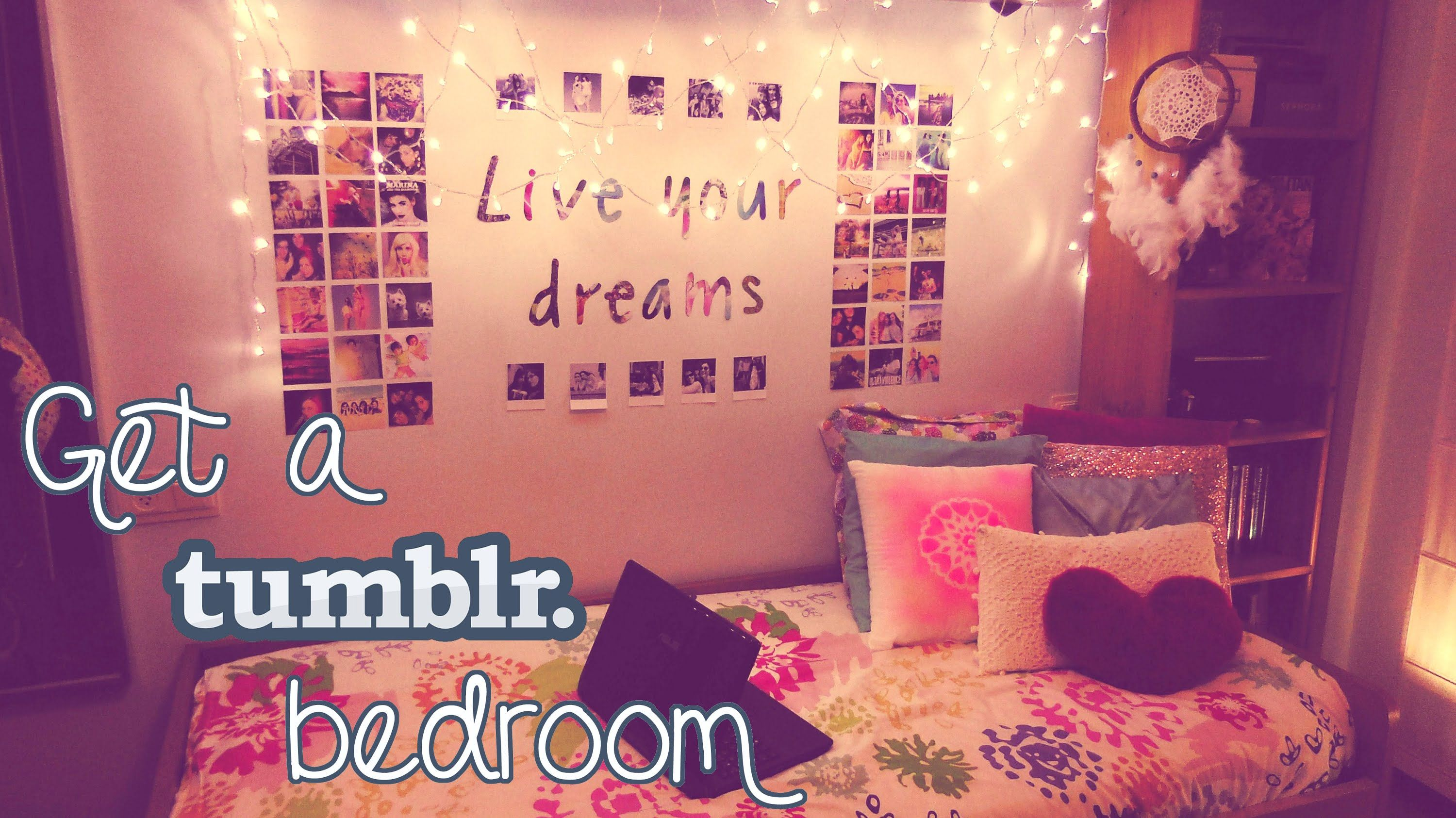 Diy Tumblr Inspired Room Decor Ideas Easy Fun Projects Tumblr