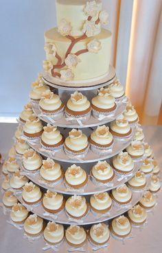Cupcake Tower Wedding Google Search