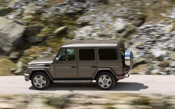Driven 2013 Mercedes Benz G Class Automobile Magazine 이미지 포함