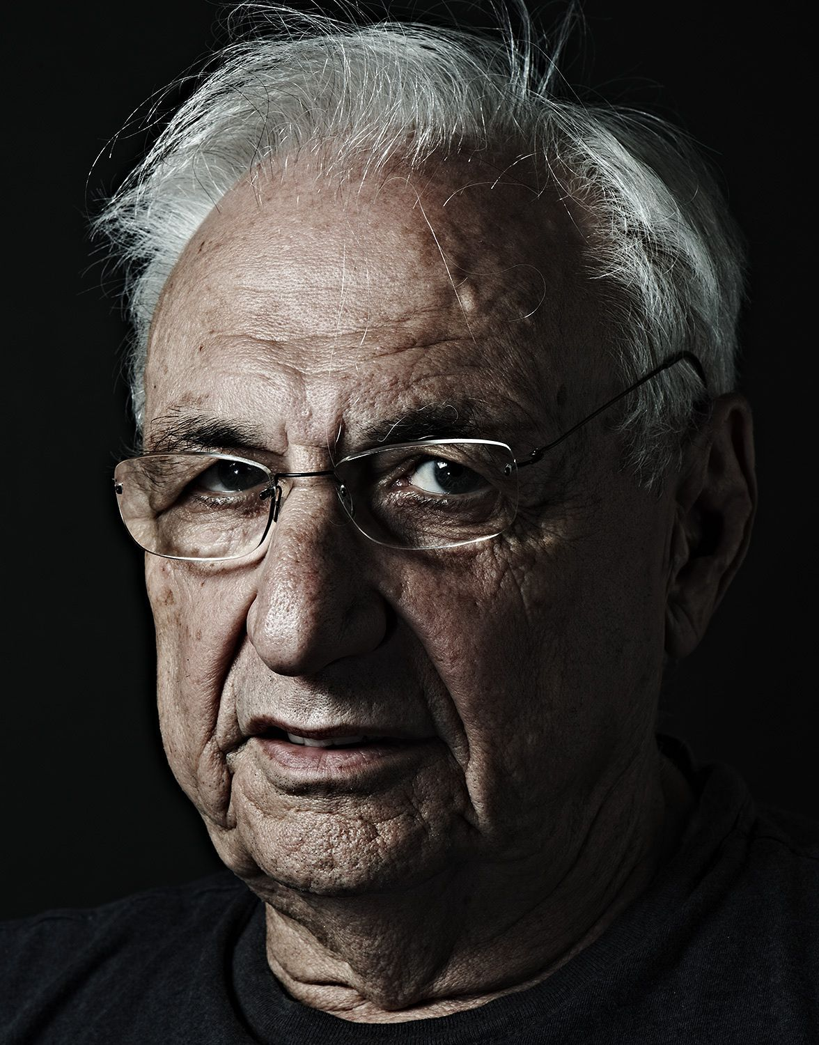 frank owen gehry portrait young or early google search. Black Bedroom Furniture Sets. Home Design Ideas
