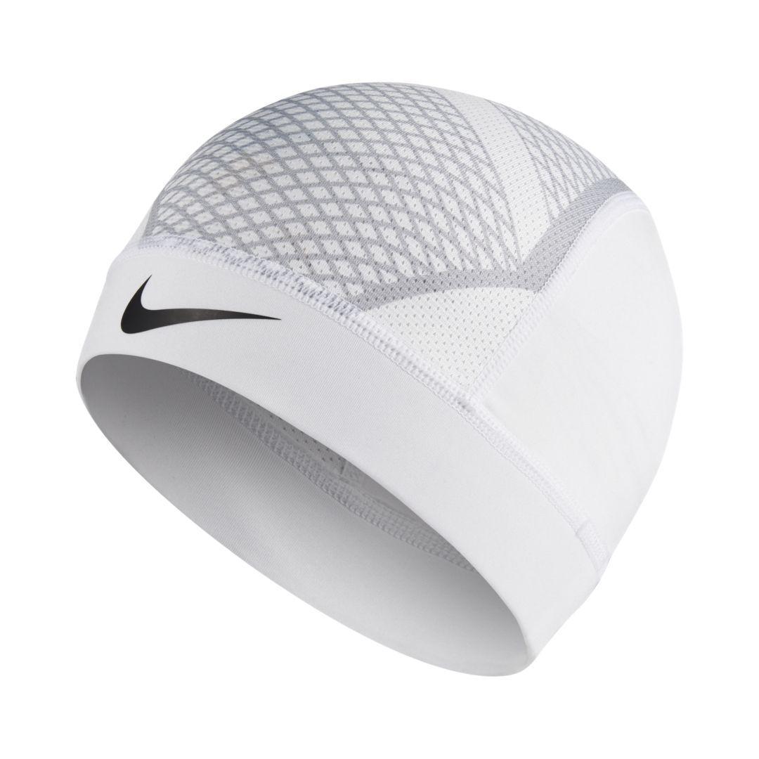Nike Pro Hypercool Vapor 4.0 Skull Cap Size ONE SIZE (White ... 8844cc7f099