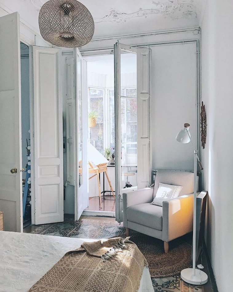 Why Spanish GirlStyle Is Fast Replacing Our French Girl Obsession New Bedroom In Spanish Minimalist Collection