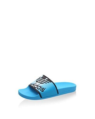 adidas Ciabatta da Bagno Adilette Trefoil [Blu]