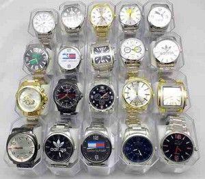 9aeac67ed4e Replica de relógios importados de marcas famosas baratos com preço de  Atacado Para Revenda direto da