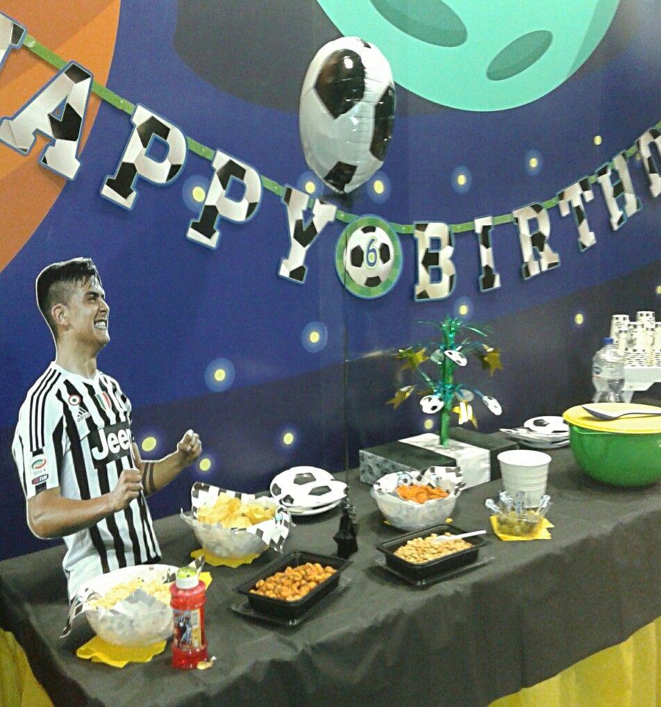 Compleanno tema Juventus