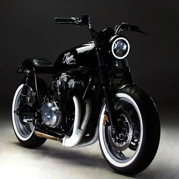 September 2019  Bike EXIF cafe racers bobbers scramblers and trackers Custom Bikes der Woche: 29. S