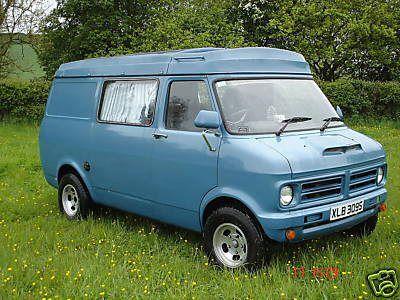 Bedford CF V8 | Phils idea van...