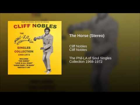 The Horse (Stereo) - YouTube