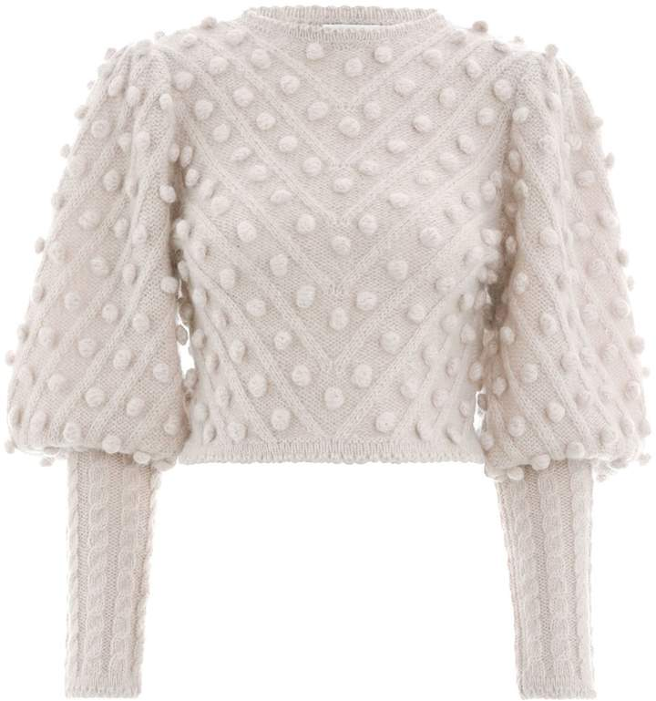 a85420f3abf Zimmermann Unbridled Bauble Sweater