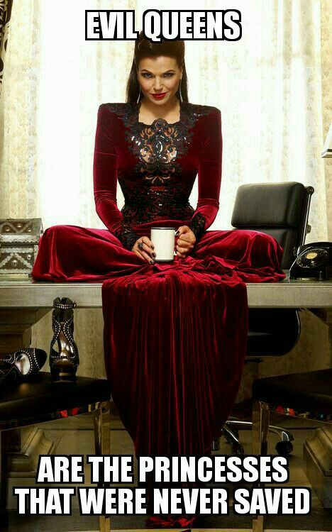 Evil Queen. Once Upon A Time