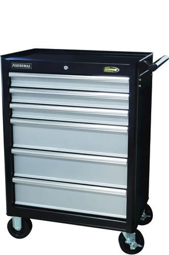 performax® 6-drawer mobile tool cabinet at menards®: performax® 6 ...