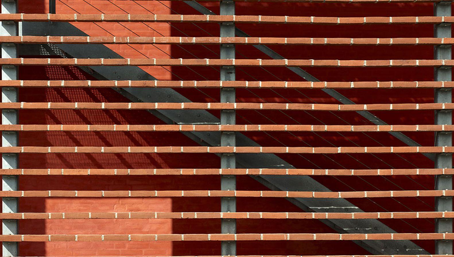 Ströjer B222 Rådhusblandning, fasadtegel