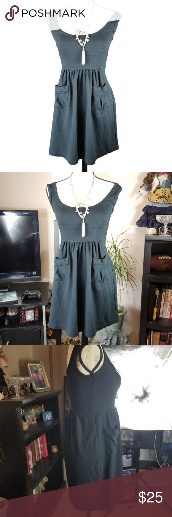 Banana republic black dress in my posh closet pinterest