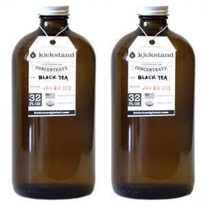 Kickstand's Tea Concentrate 32oz 2 Pack, featured on Fab.