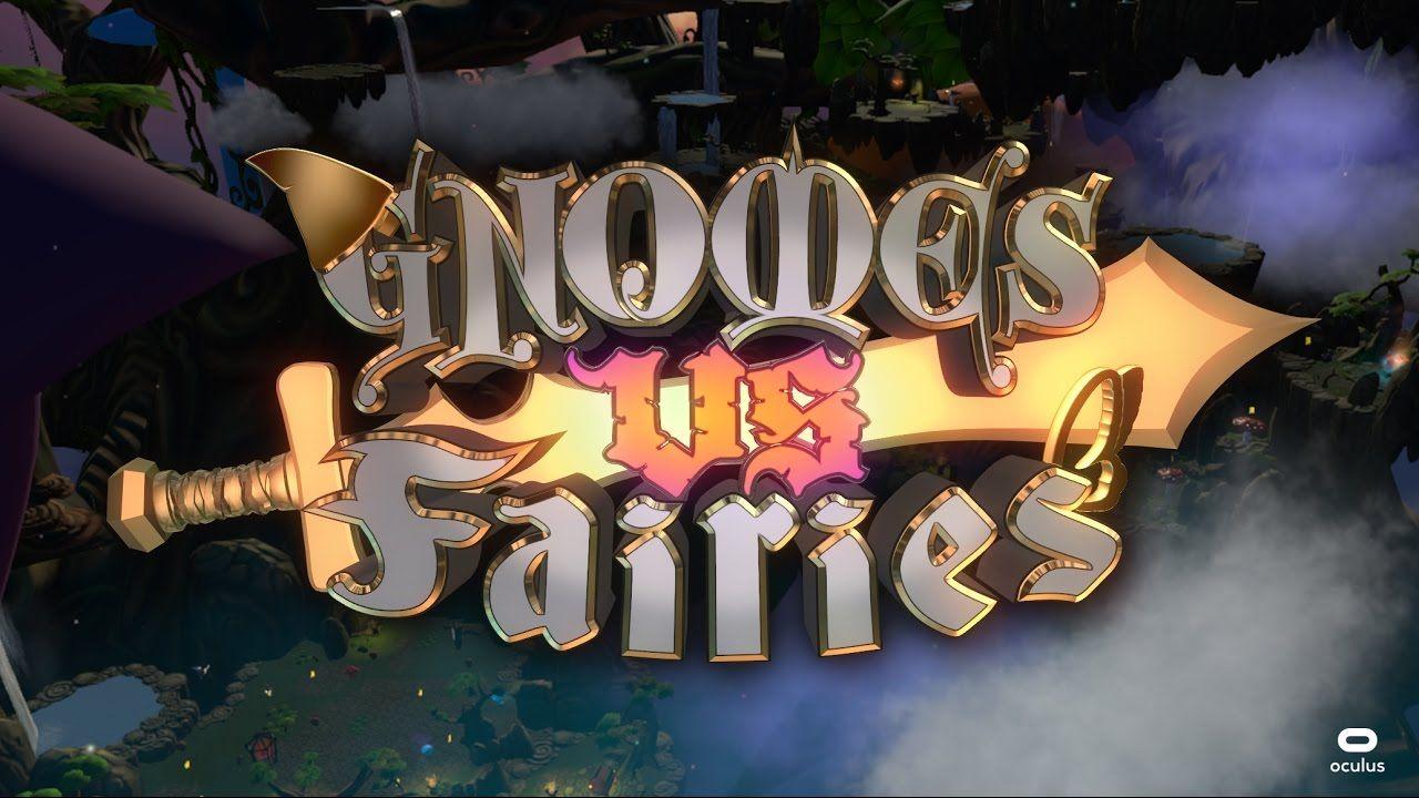 Gnomes Vs. Fairies Greckel's Quest The last Gnome (With