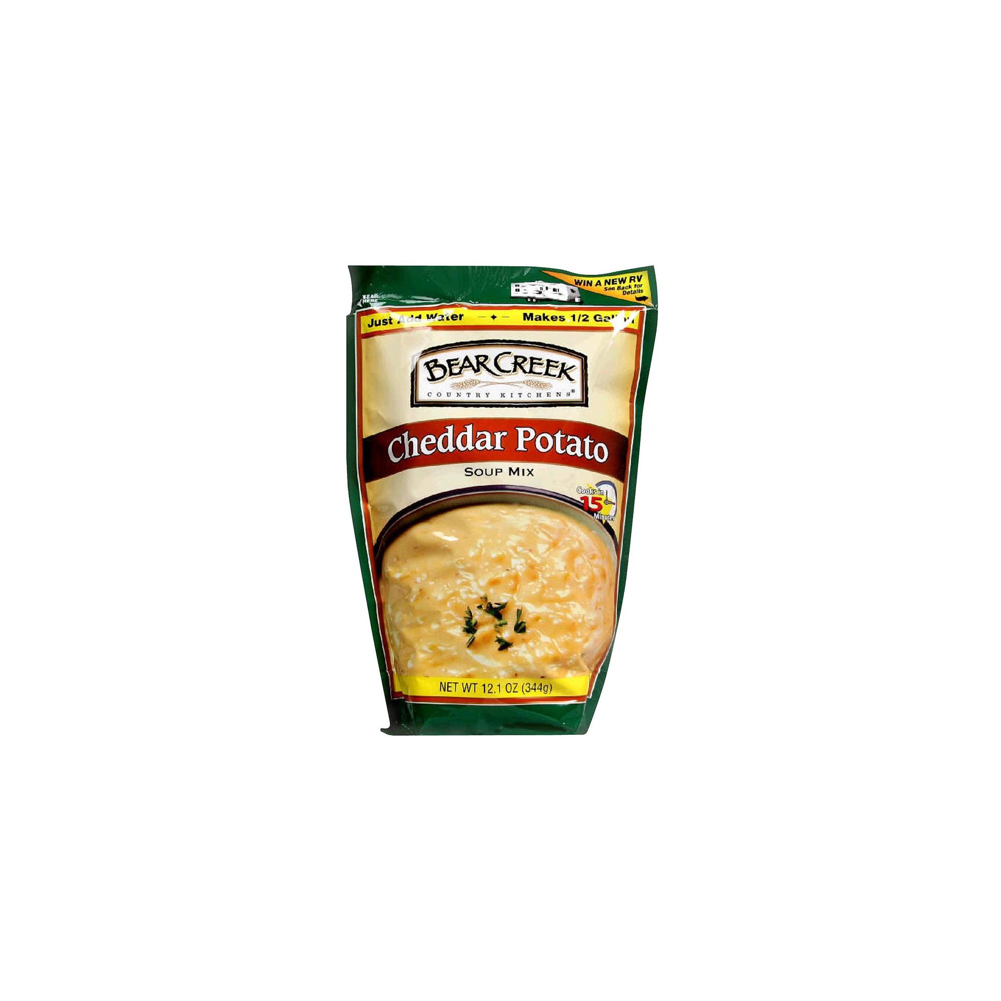 Bear Creek Country Kitchens Cheddar Potato Soup Mix 12.1