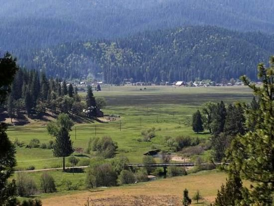 62.8 acres in Plumas County, California | Horse shed ...