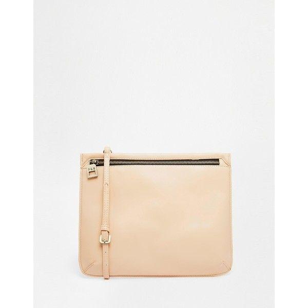 Pull&Bear Pink Across Body Bag (21 NZD) ❤ liked on Polyvore featuring bags, handbags, shoulder bags, pink, pull&bear, white crossbody purse, pink crossbody purse, white cross body purse and white cross body handbag