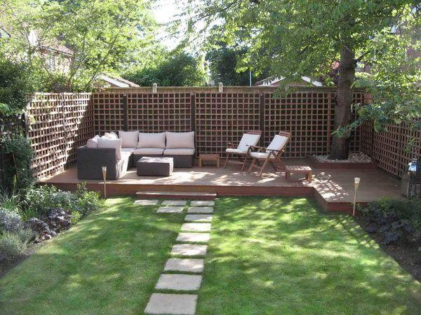 Home Garden Natural Design Ideas Backyard Landscaping Designs