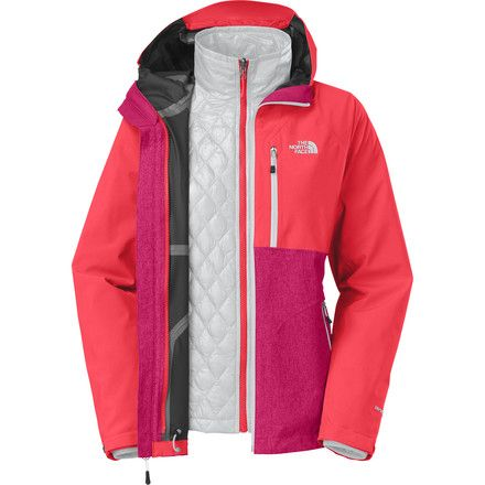 7dcbf3ed2f0a ... cheap the north face womens thermoball triclimate jacket combines 3 in 1  versatility with the e28c0