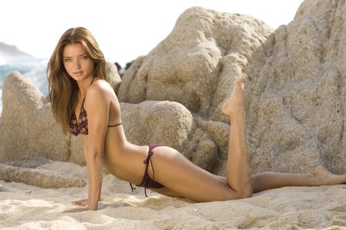 Bikini body kerr miranda