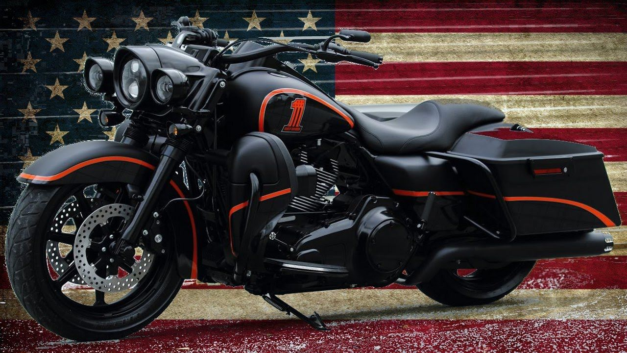 Harley Davidson Road King By The Bike Exchange Bagger Custom