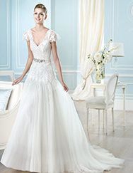 http://www.sanpatrick.com/vestidos-novia-2014/coleccion-glamour-haldis