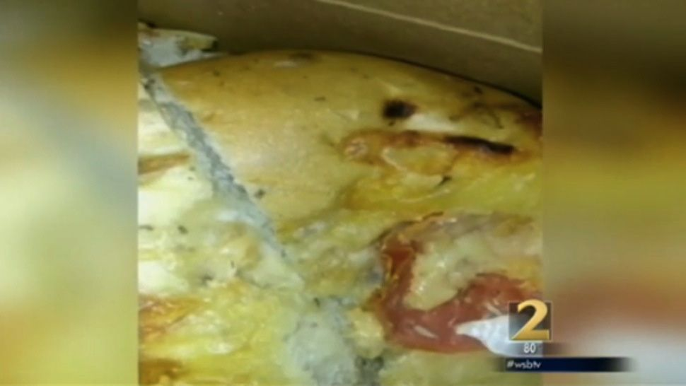 """Maggot-Filled Sandwich From Atlanta Airport Caused """"Parmesan to Move"""""""