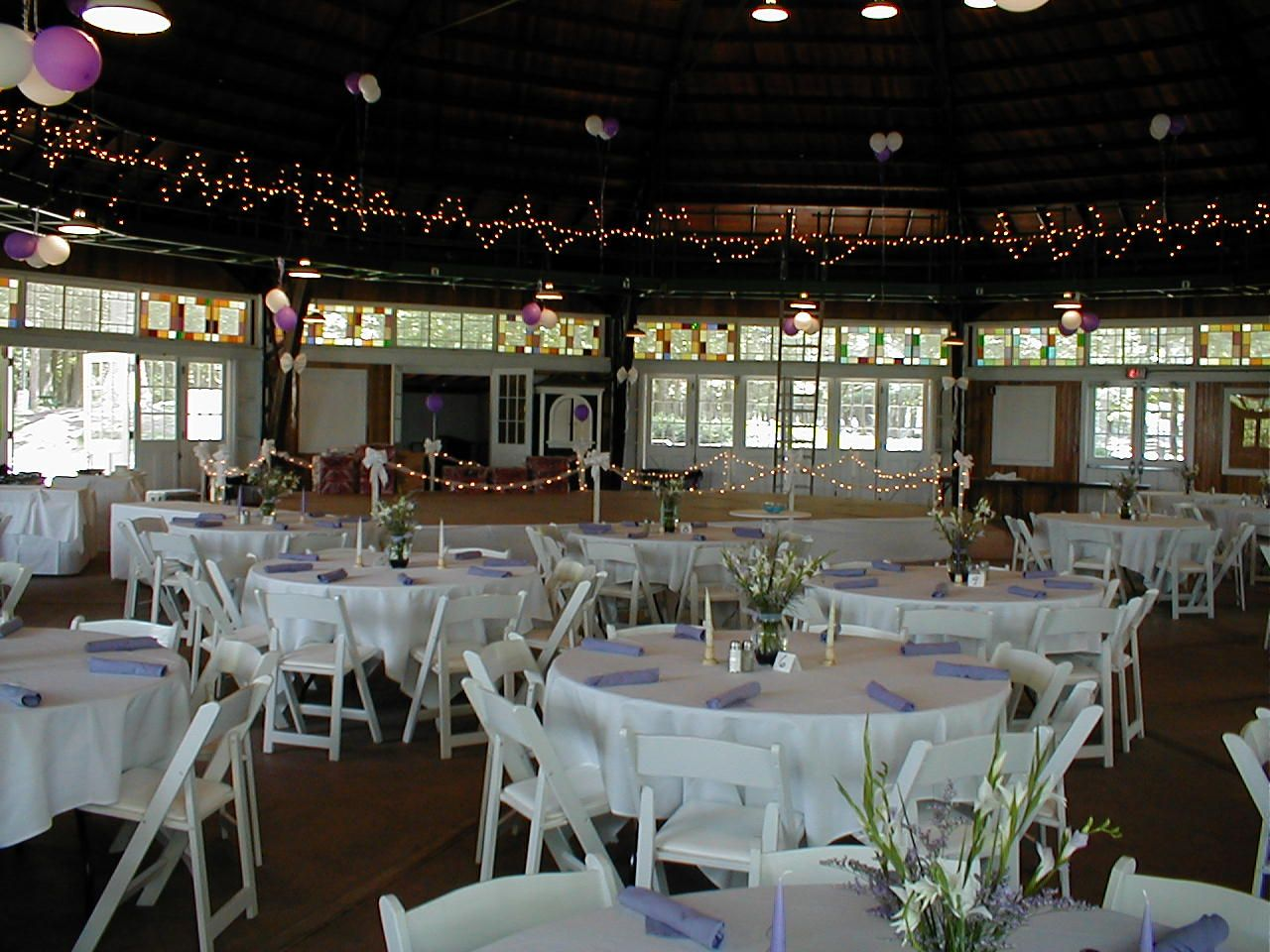 Weddings Goddard Memorial State Park Carousel Performing Arts Building Super Cheap Rental Open Through November
