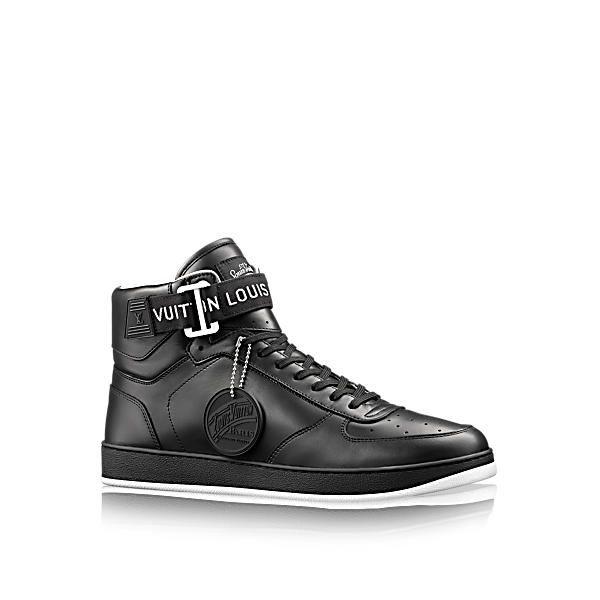5cebb7f63689 LOUIS VUITTON RIVOLI SNEAKER BOOT.  louisvuitton  shoes