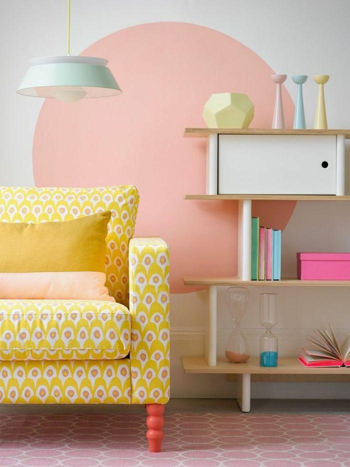 quelle peinture lavable choisir pour le salon de couleurs feng shui - Quelle Peinture Choisir Pour Un Salon
