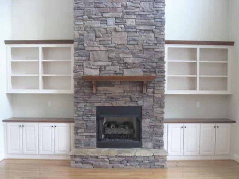 Fireplace Design gray stone fireplace : Fireplace With Stone. Stunning Fast Lane Rock U Stone Fireplaces ...