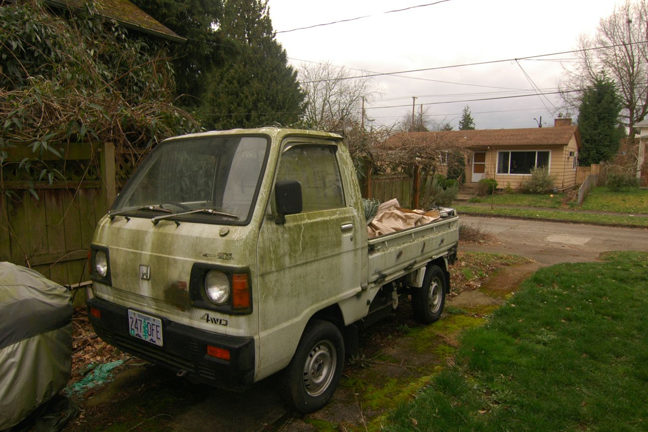Oregon kei truck