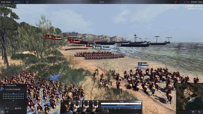 Total War ARENA - in store this Year ? | News | Total war