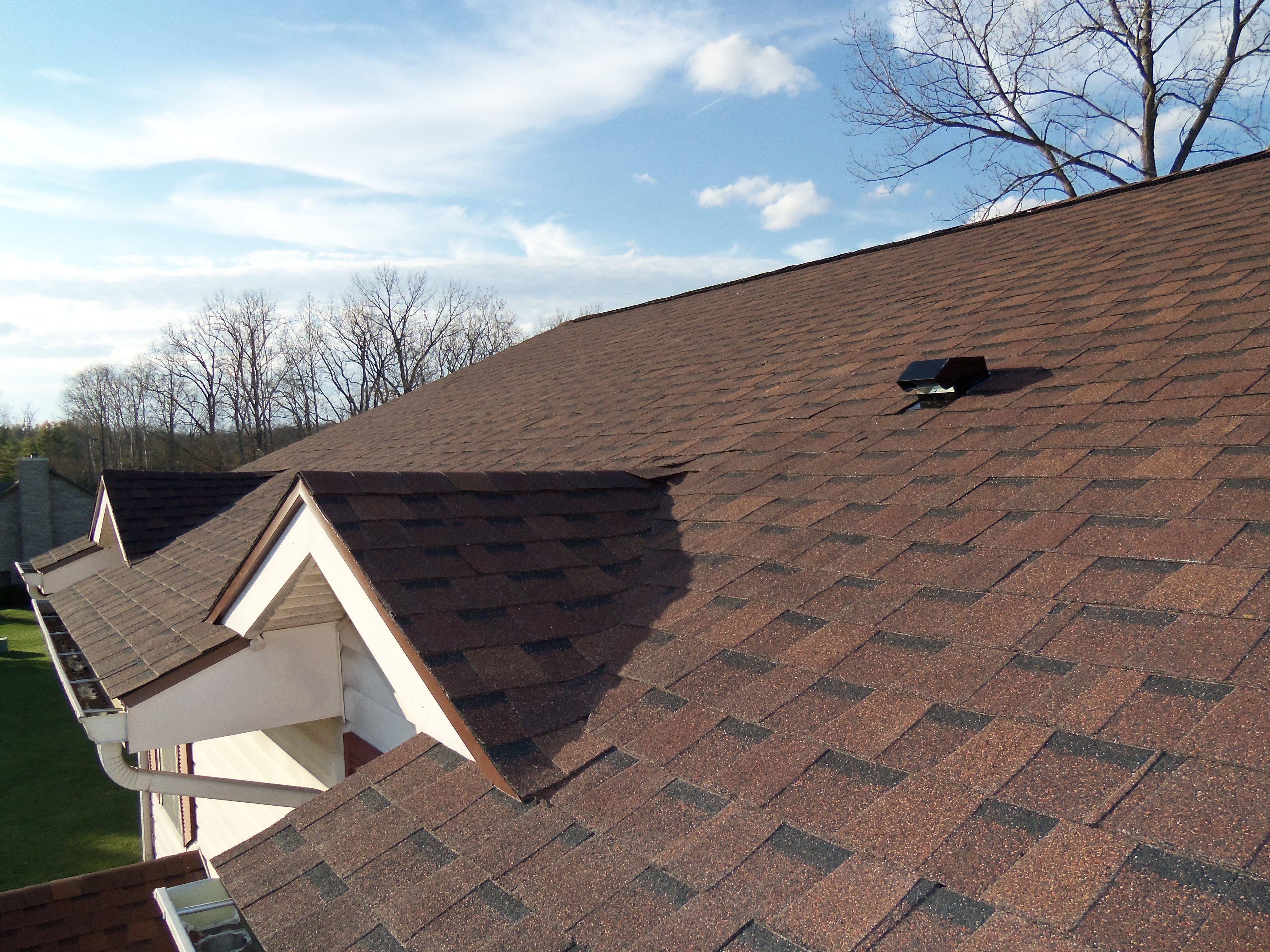 Roofing Company Of Dayton Ohio Thrush Son Complete Home Improvement Shingling Roofing Roof Shingles