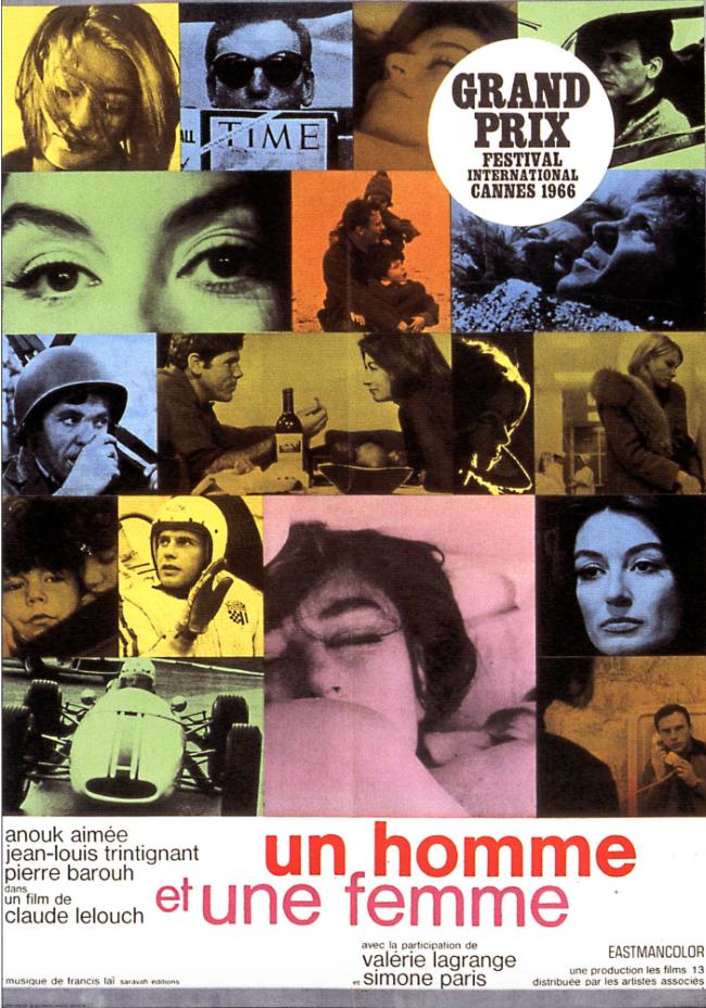 Un Homme Et Une Femme *** 1966