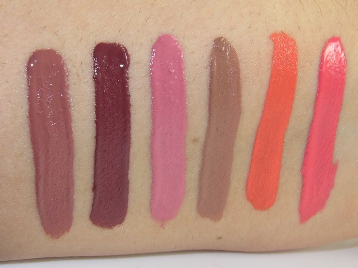 Liquid Suede Cream Lipstick  by NYX Professional Makeup #8